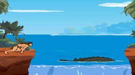 Captura de pantalla - El salto de la jungla