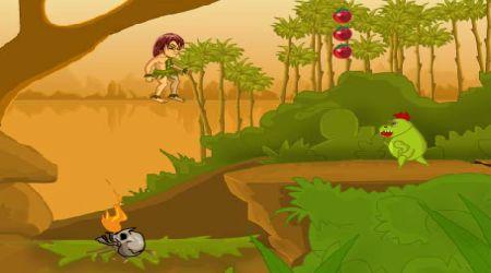 Captura de pantalla - Excursión en la jungla
